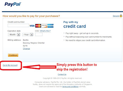 how to pay money into my paypal account